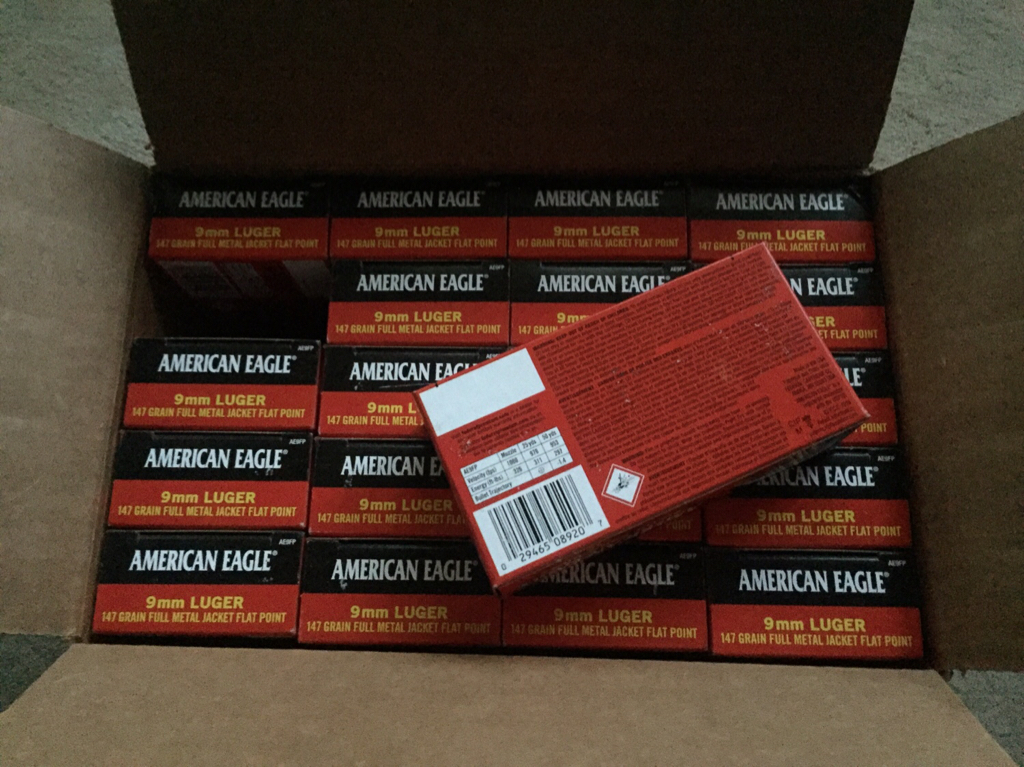 American Eagle Rebate >> Targetsportsusa Federal American Eagle 9mm 124gr 169 80 Cs