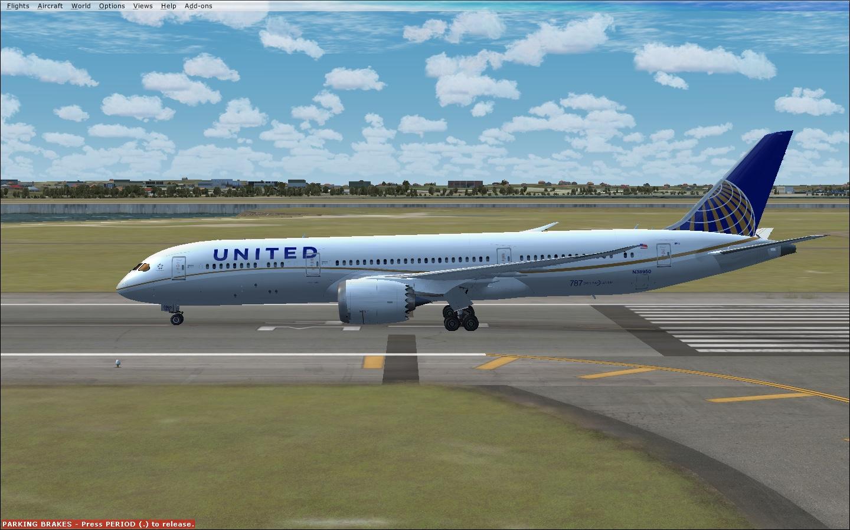 TDS 787-9 — Raise Nose??