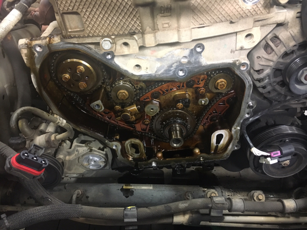 Timing chain - Saturn Sky Forums: Saturn Sky Forum