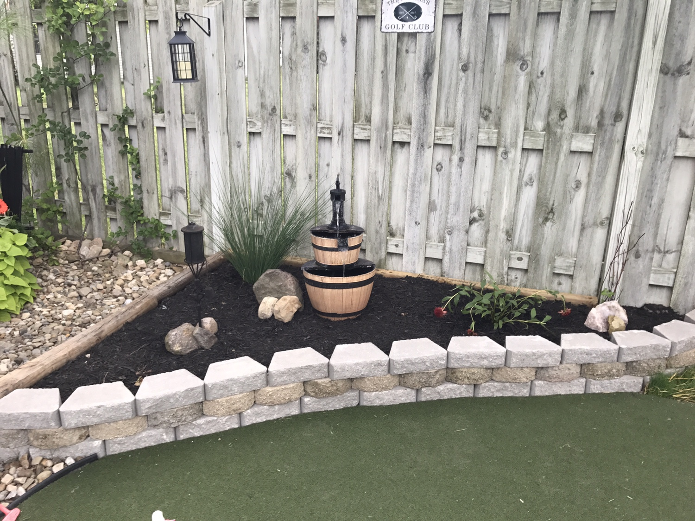 my diy backyard putting green page 9