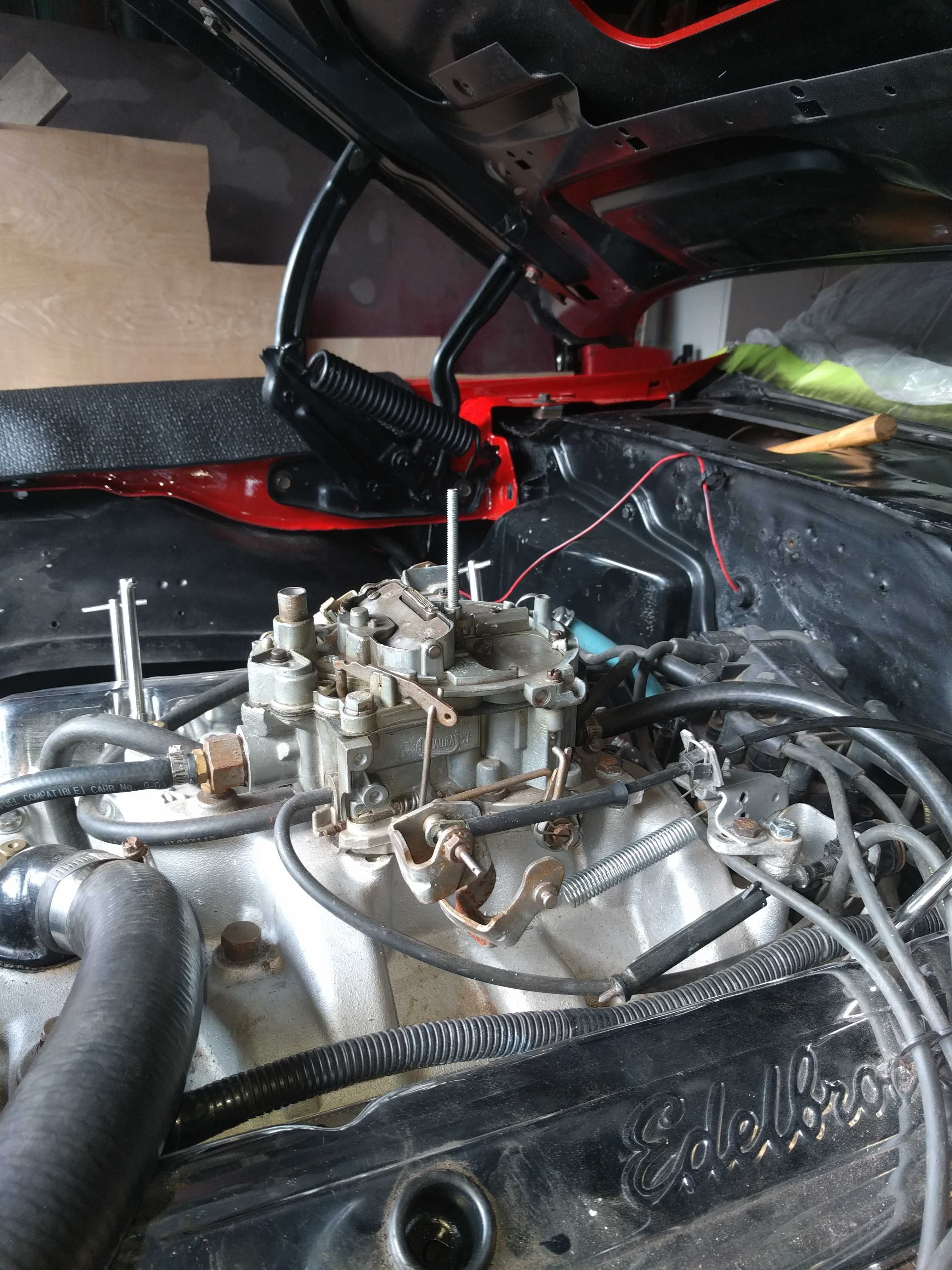 Air cleaner hitting throttle cable bracket help! - Second ...
