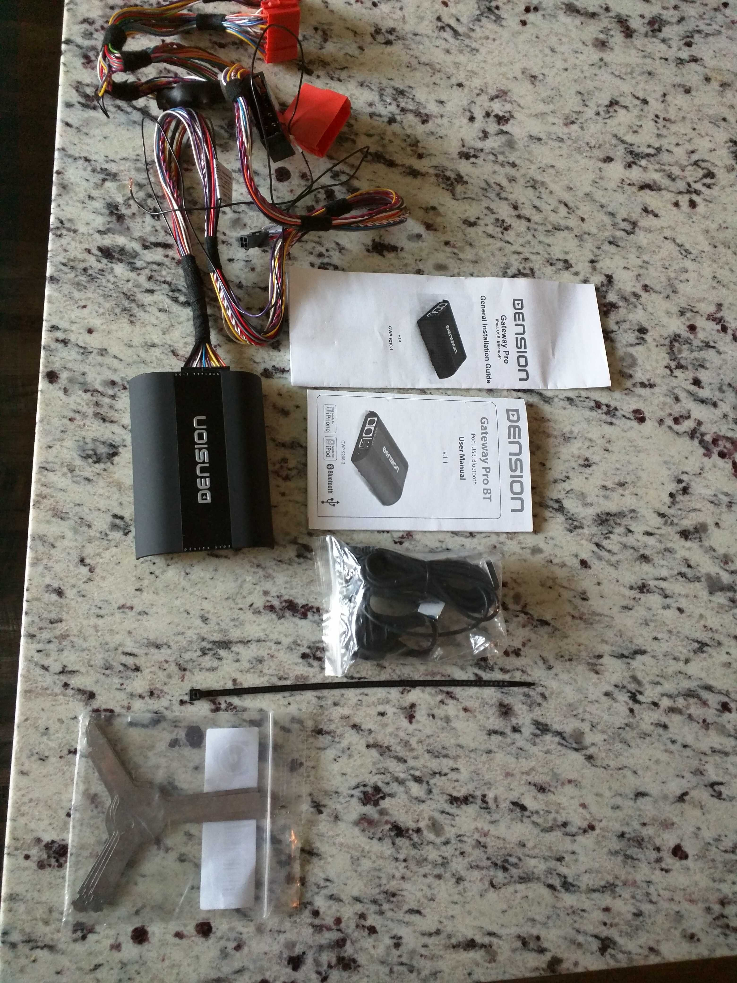 For Sale: Ross-Tech HexCan and Dension BT Gateway