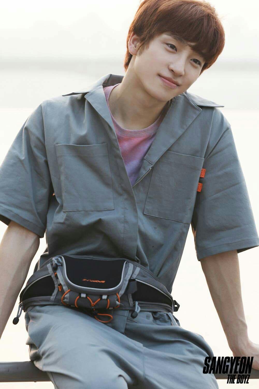 Sangyeon The Boyz Daddy Lee Sangyeon ̝´ìƒì—° Thestealer Individual Artists Onehallyu