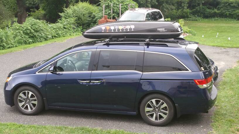 Aftermarket Roof Rail Report Page 4 Honda Odyssey Forum