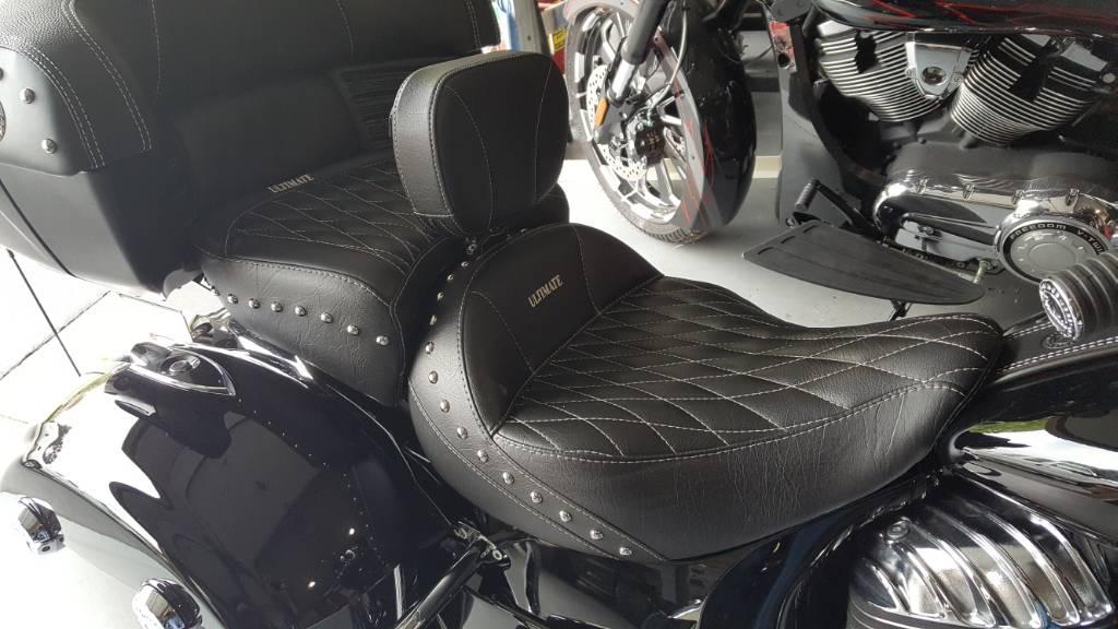 Ultimate Motorcycle Seats >> Ultimate Seat Indian Motorcycle Forum