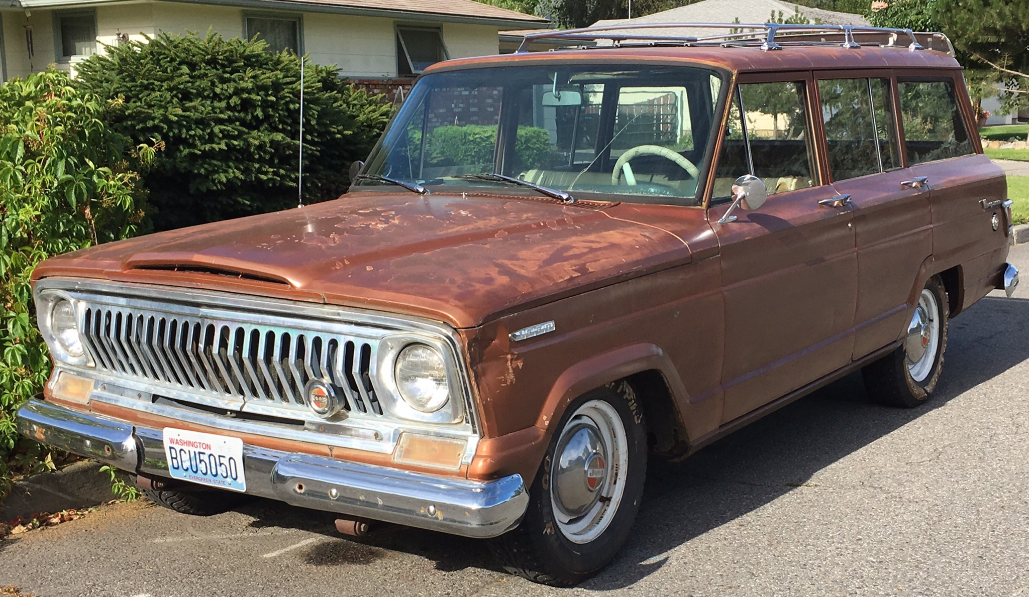 Lowering a Wagoneer? - Full Size Jeep Network