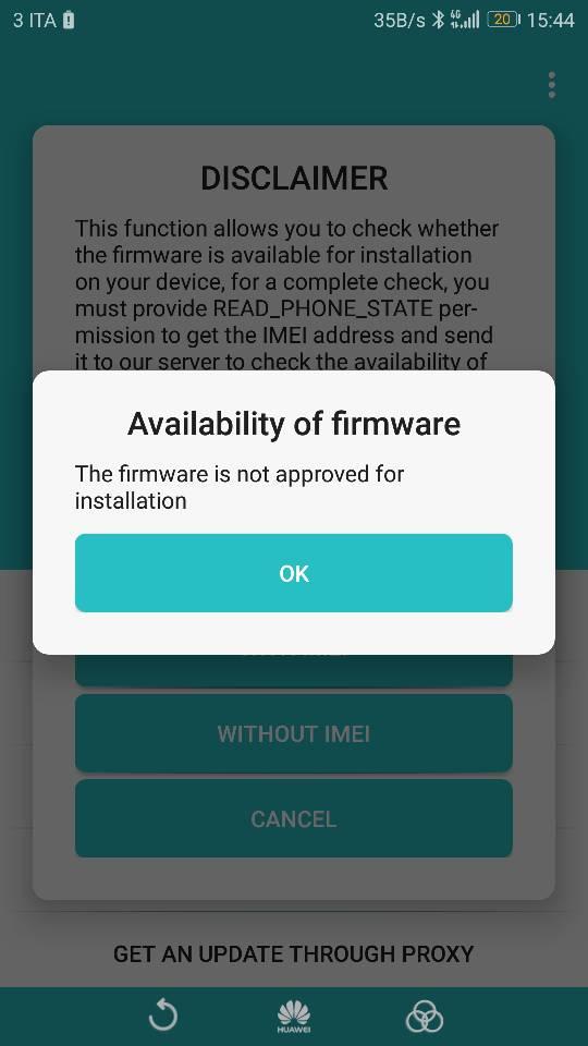 Firmware Finder Huawei P10