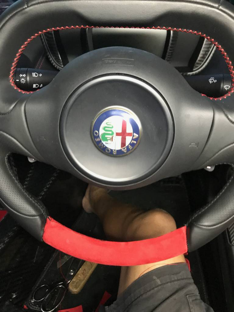 New Seats Designed By Me Alfa Romeo 4c Forums Steering Sent From My Sm G955u Using Tapatalk