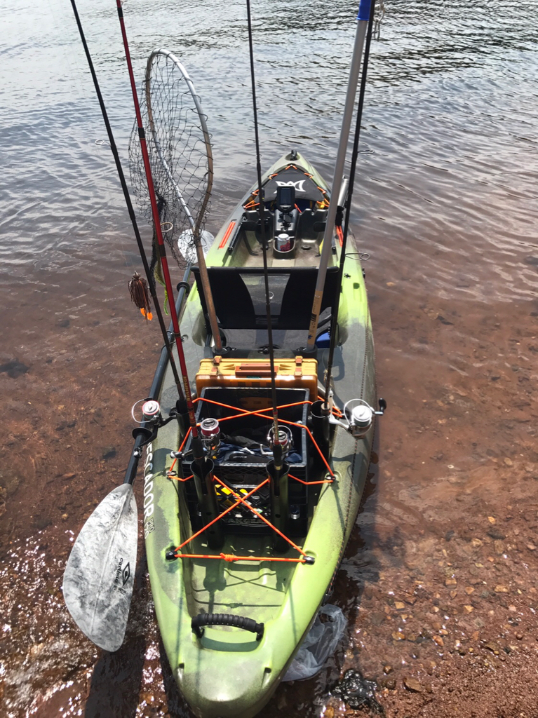Show Us Your Fishing Kayak Setup Page 21