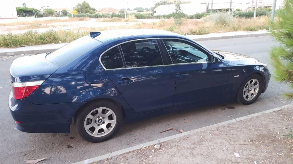 Cerrar Bmw 530d E60 2004 203 000km 8500 Azul Lorca Murcia Pagina 2 Bmw Faq Club