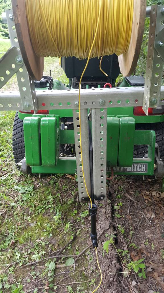 Homemade Cable Plow Mytractorforum Com The Friendliest