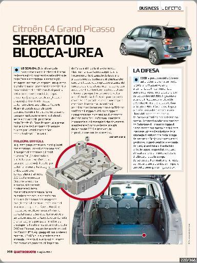 Citroën-Club e DS Forum • Leggi argomento - Serbatoio blocca