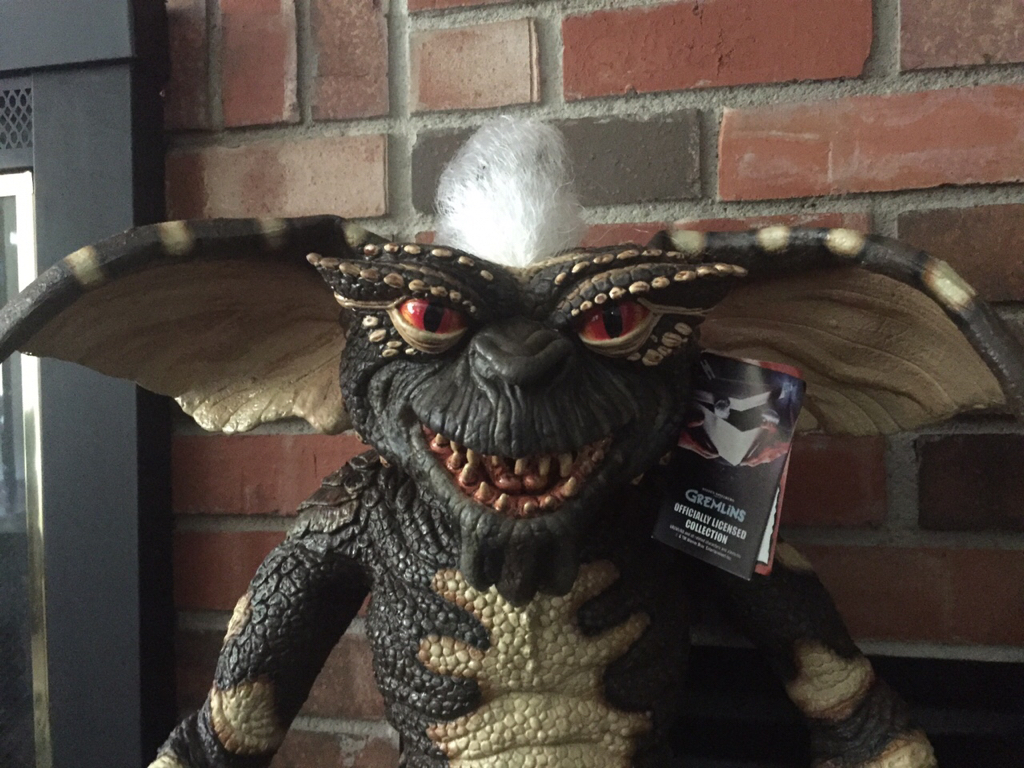 IN STOCK Trick or Treat Studios Evil Stripe Gremlins 1:1 Prop •NEW /& OFFICIAL•