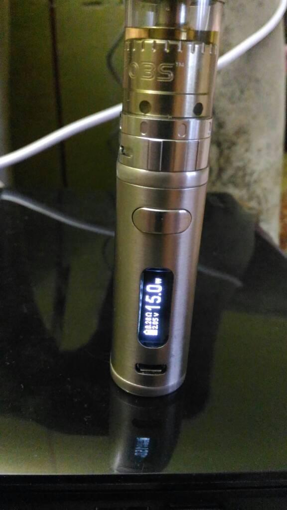 Eleaf iStick Pico 75W TC Mod и MELO III Mini. Продвинутый малыш. Обзор и обсуждение. 082