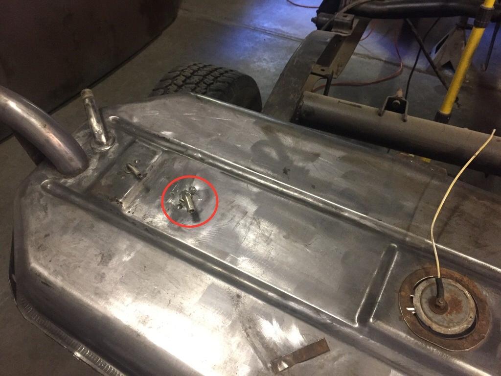 Wagoneer Fuel Tank Sending Tube - Full Size Jeep Network