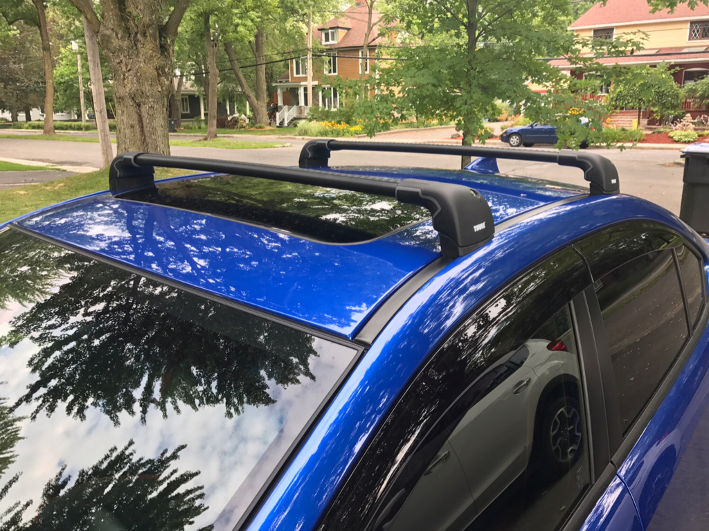 2018 Sti Roof Rack Installed Nasioc