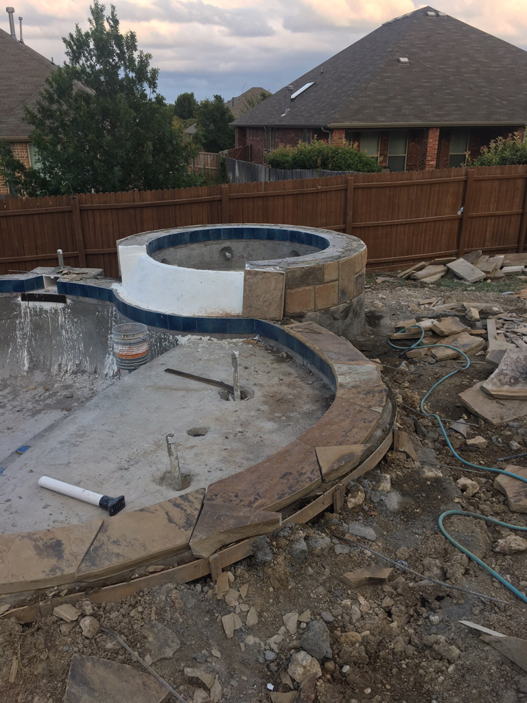 New Pool Build Fort Worth Tx Page 6