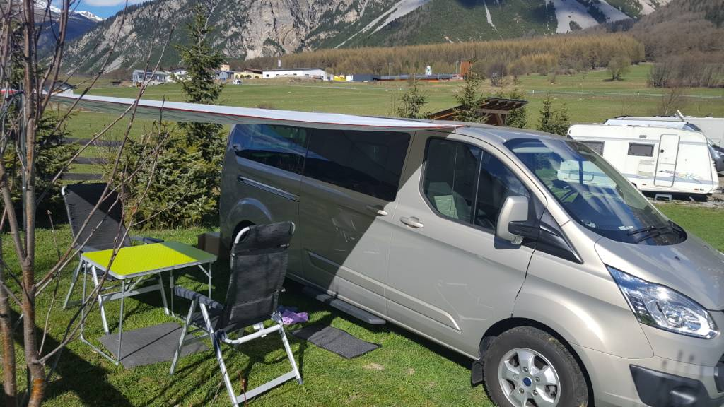 Ford Transit Forum • View topic - Awning rails