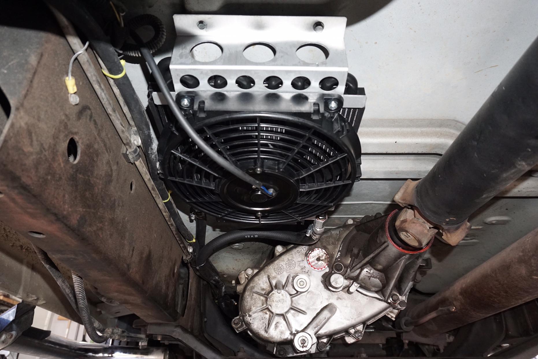 Dodge Ram 2500 Transmission Cooler Lines