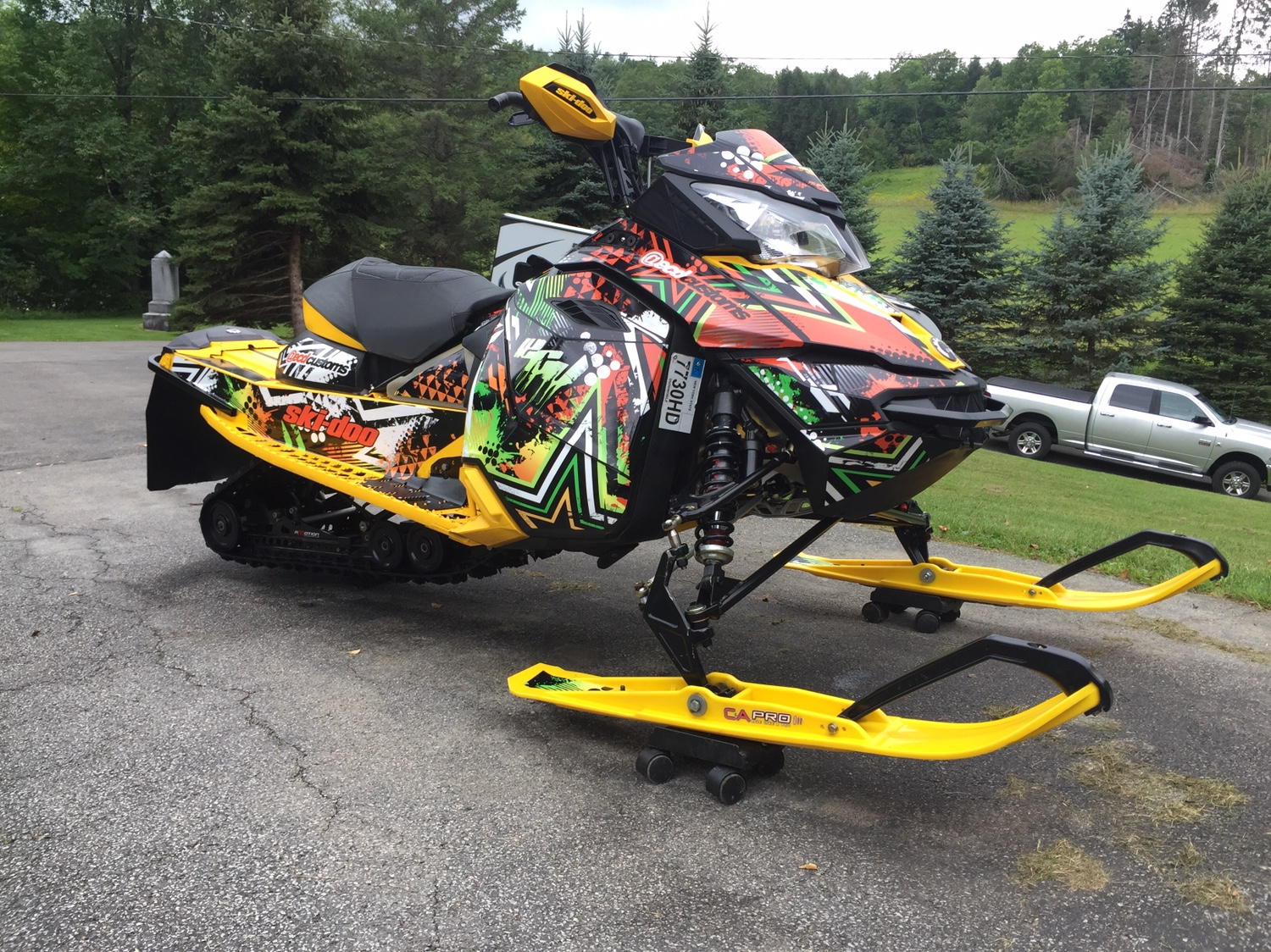 2014 Ski Doo 600RS $5800 NY - Race Sled Classifieds