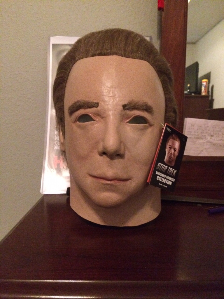 Post Your TOTS 1975 Kirk Mask! - Page 3 - Michael-Myers.net