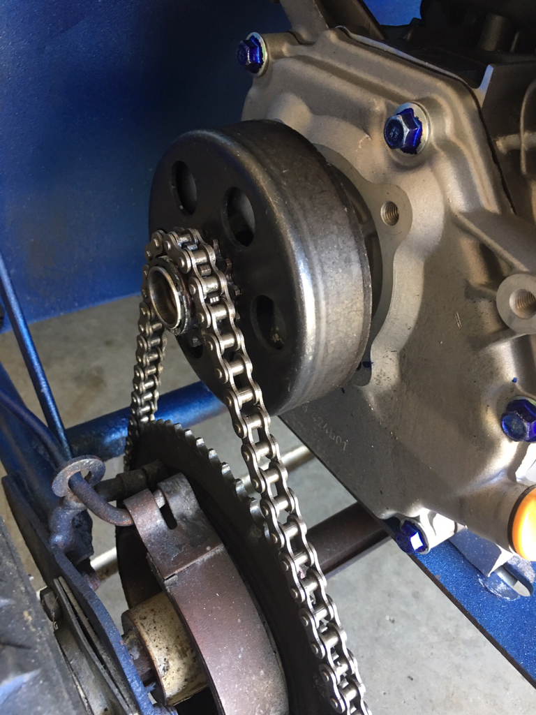 Help with spacers/clutch Mounting - DIY Go Kart Forum