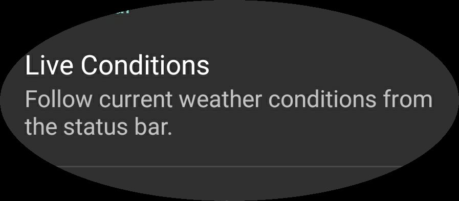 How do I add a weather widget to AOD screen? Galaxy S8+ - Android