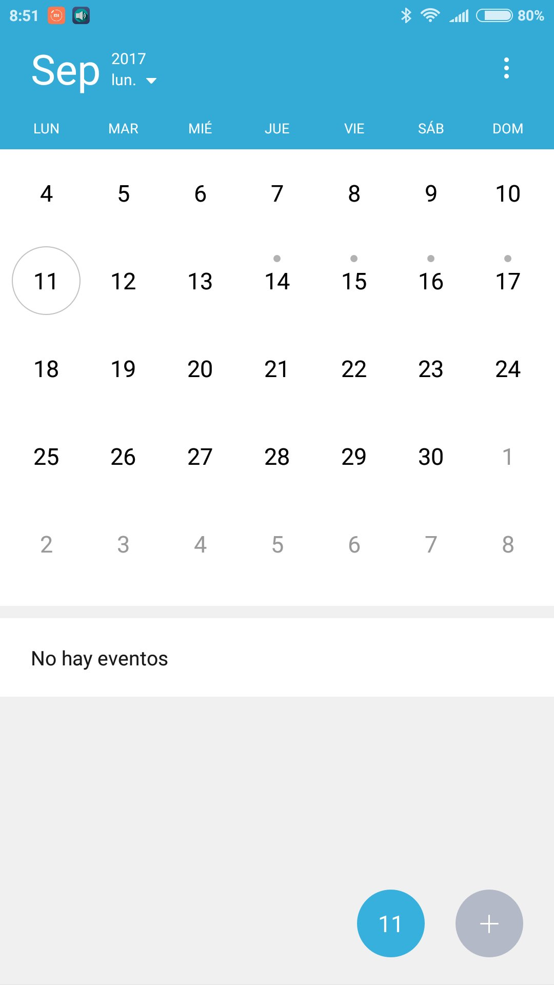 Calendario Xiaomi.Error En Calendario Xiaomi European Community