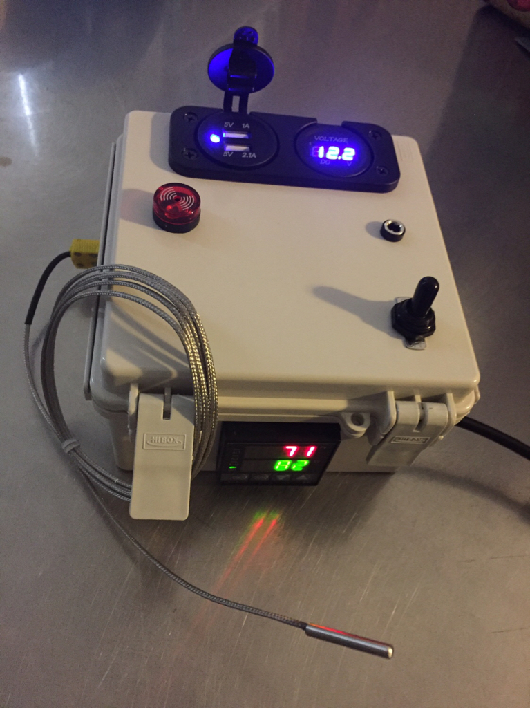 My PID controller | Smoking Meat Forums - The Best Barbecue