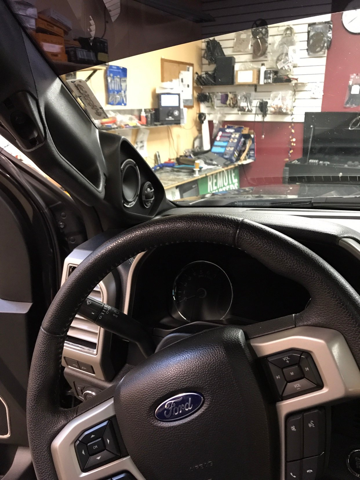 2016 Ford F150 Lariat FX4 Build - Car Audio | DiyMobileAudio com