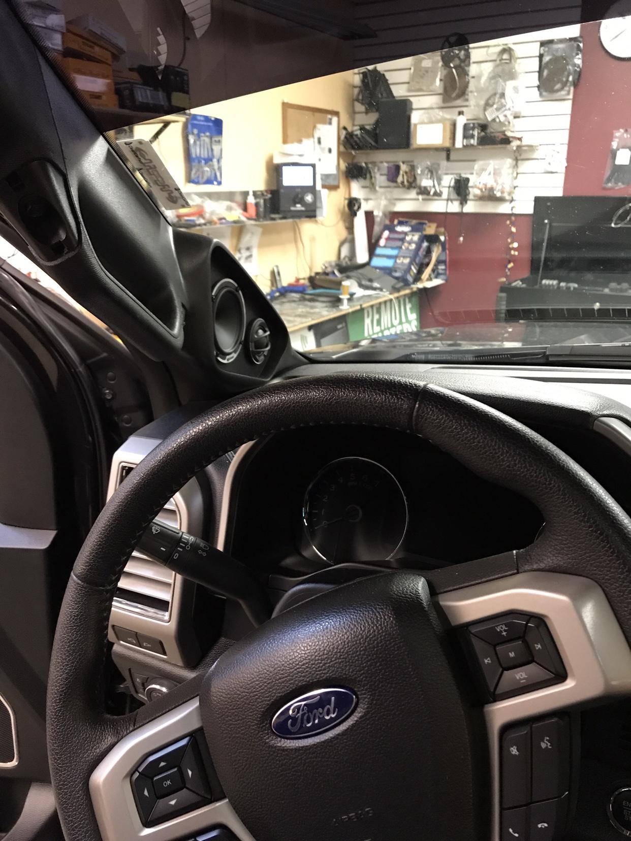 2016 Ford F150 Lariat FX4 Build - Car Audio | DiyMobileAudio