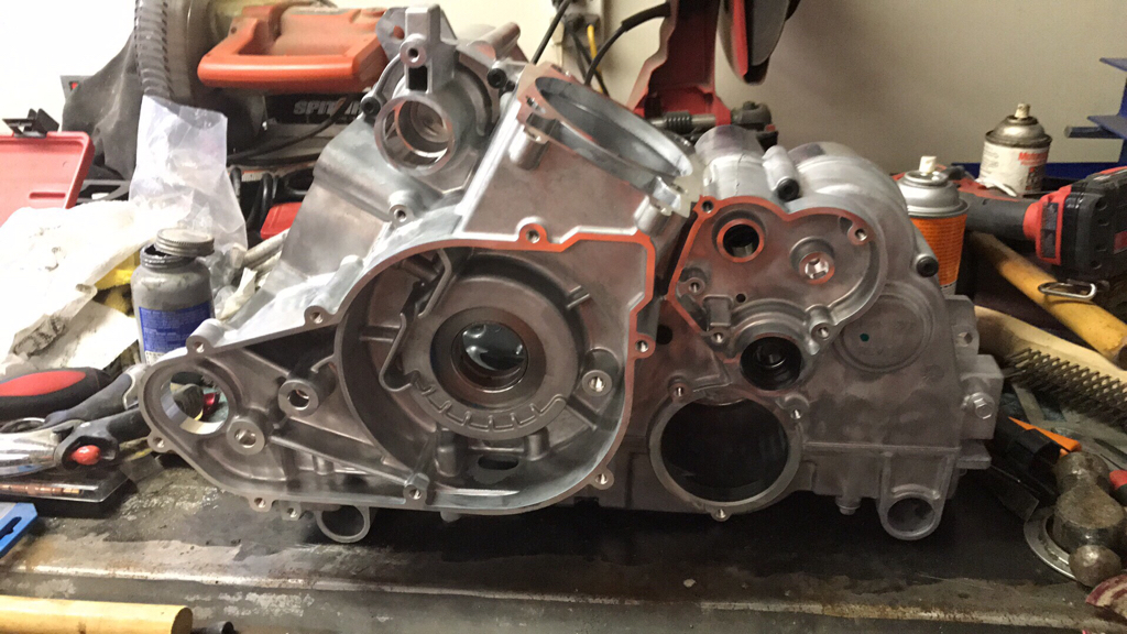 Cracked my engine case  - Page 2