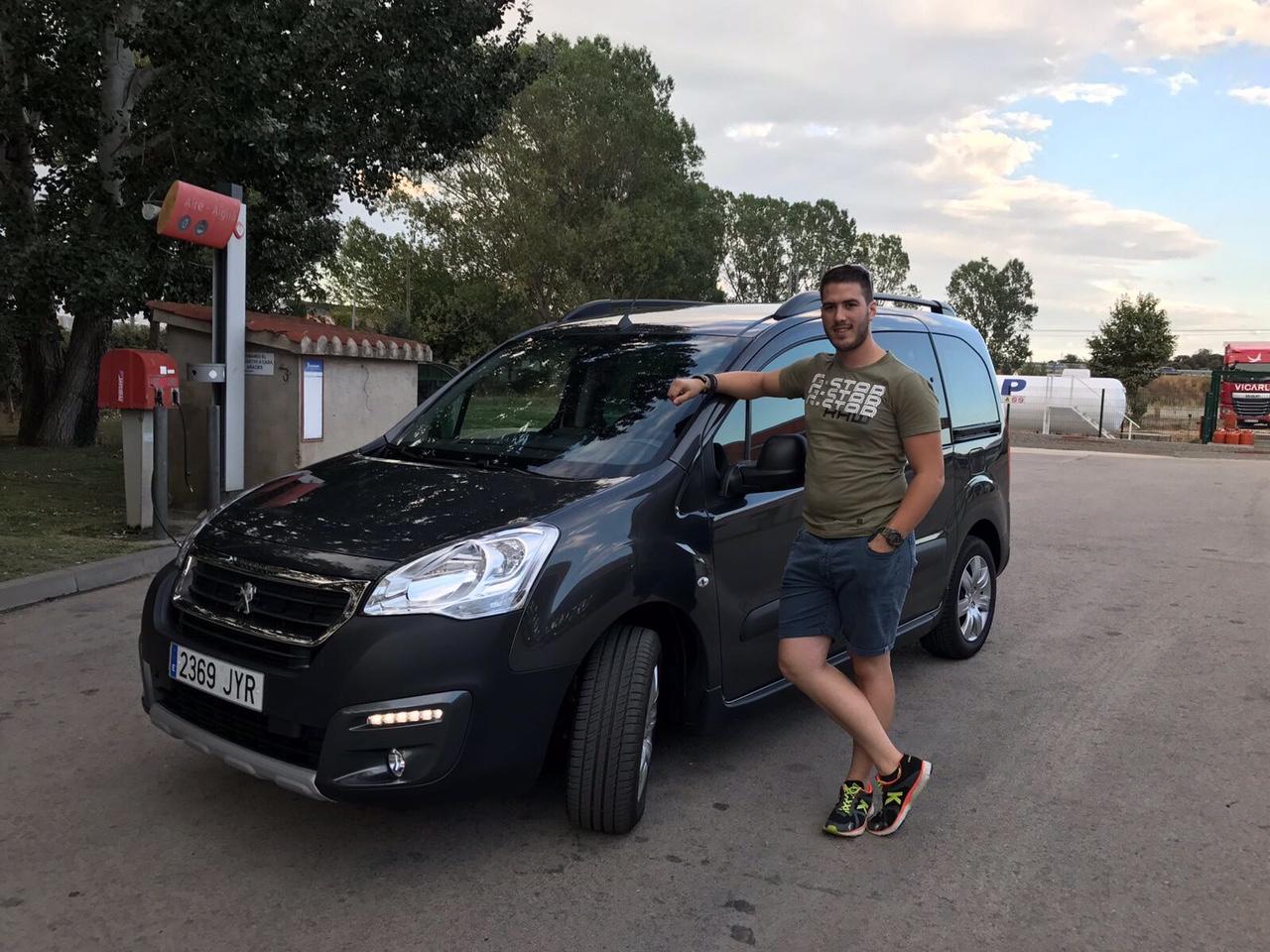 Mueble Camper Y Experiencias Foro Peugeot