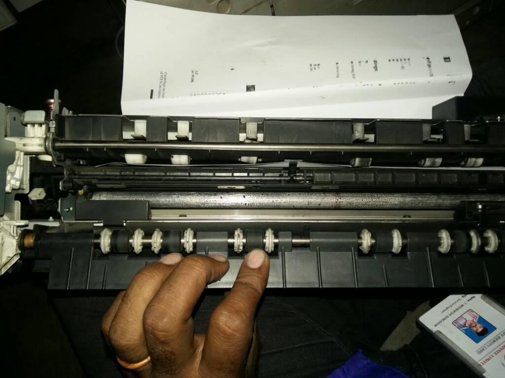 Jamming Paper Jam Ir 3045
