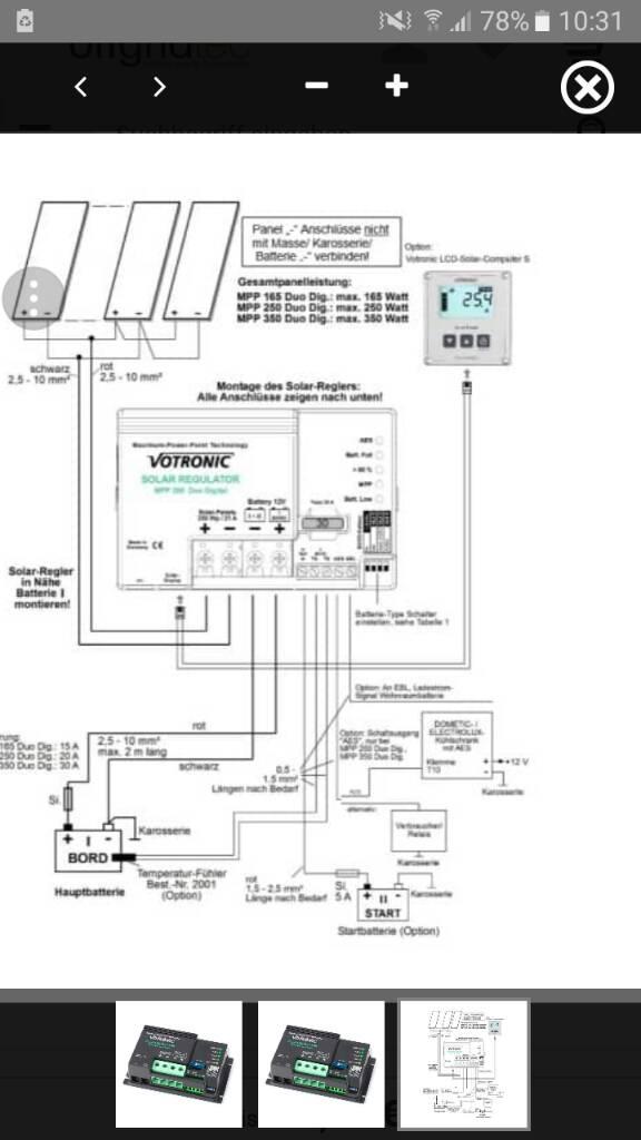 Stromschaltplan mit Solar - so richtig ? - Seite 3 - Wohnmobil- und ...