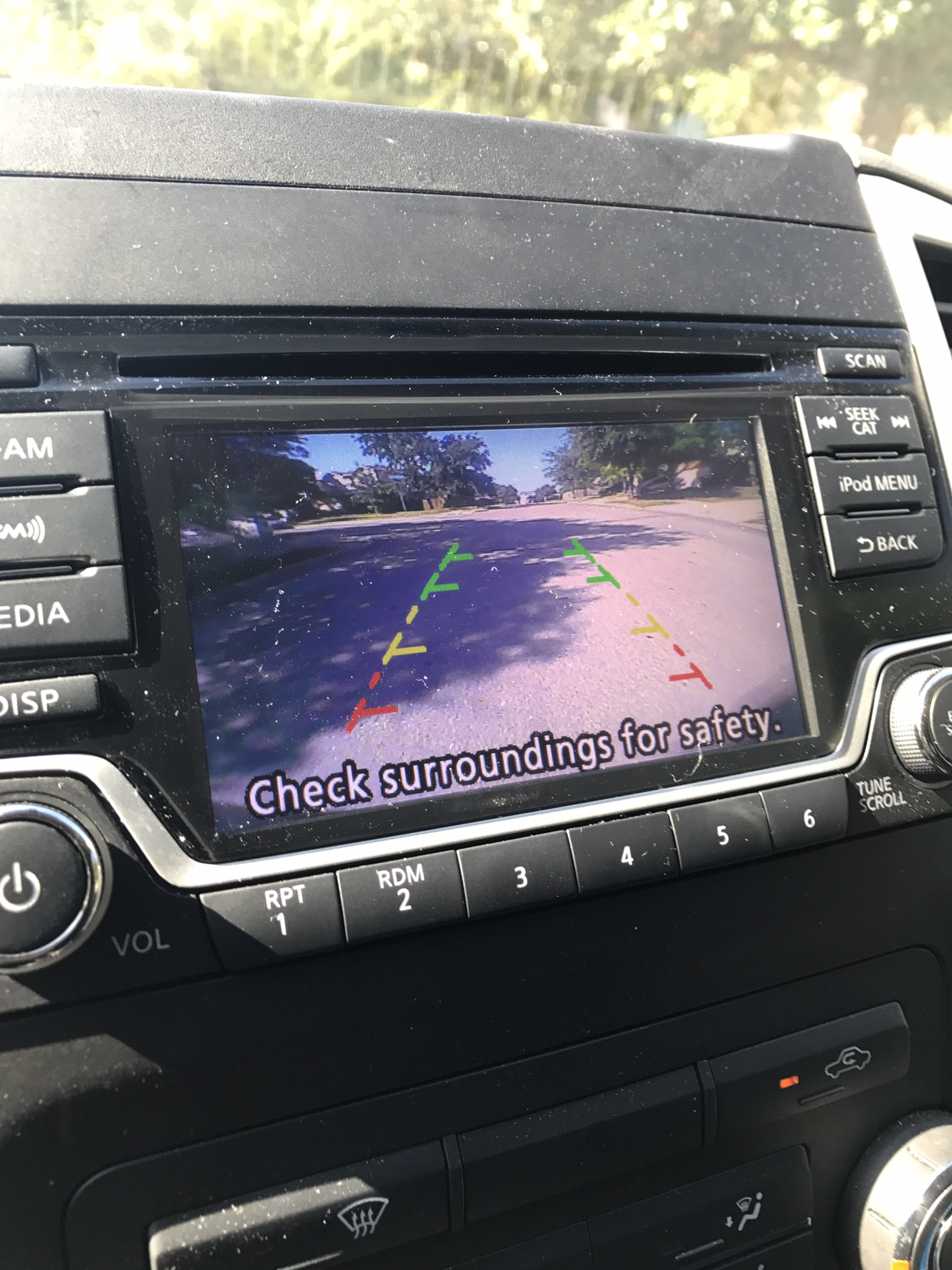 Backup Camera To A 2017 Nissan Frontier Factory Head Unit Wiring from uploads.tapatalk-cdn.com