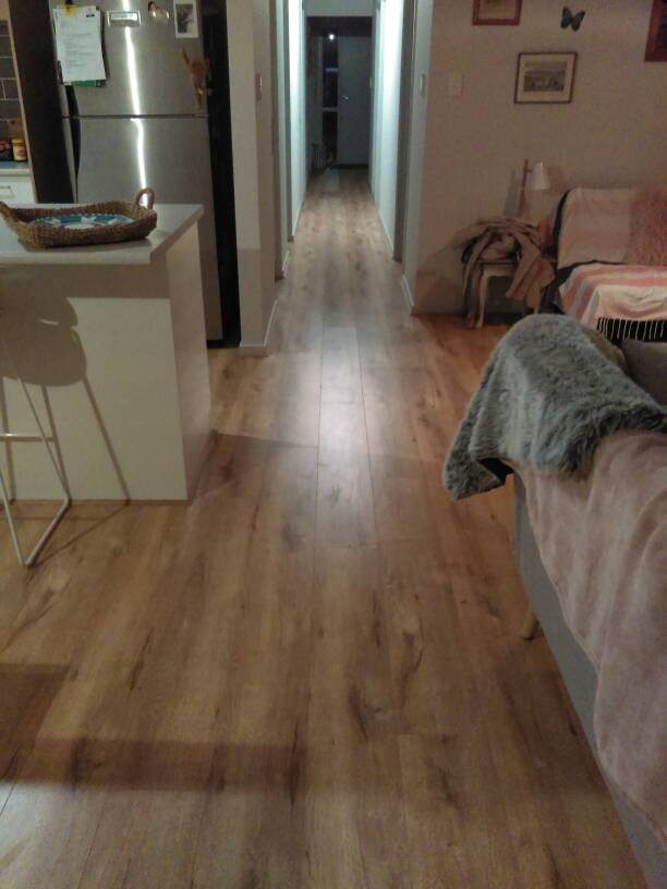 Joint on middle of laminate flooring-Is it really necessary?