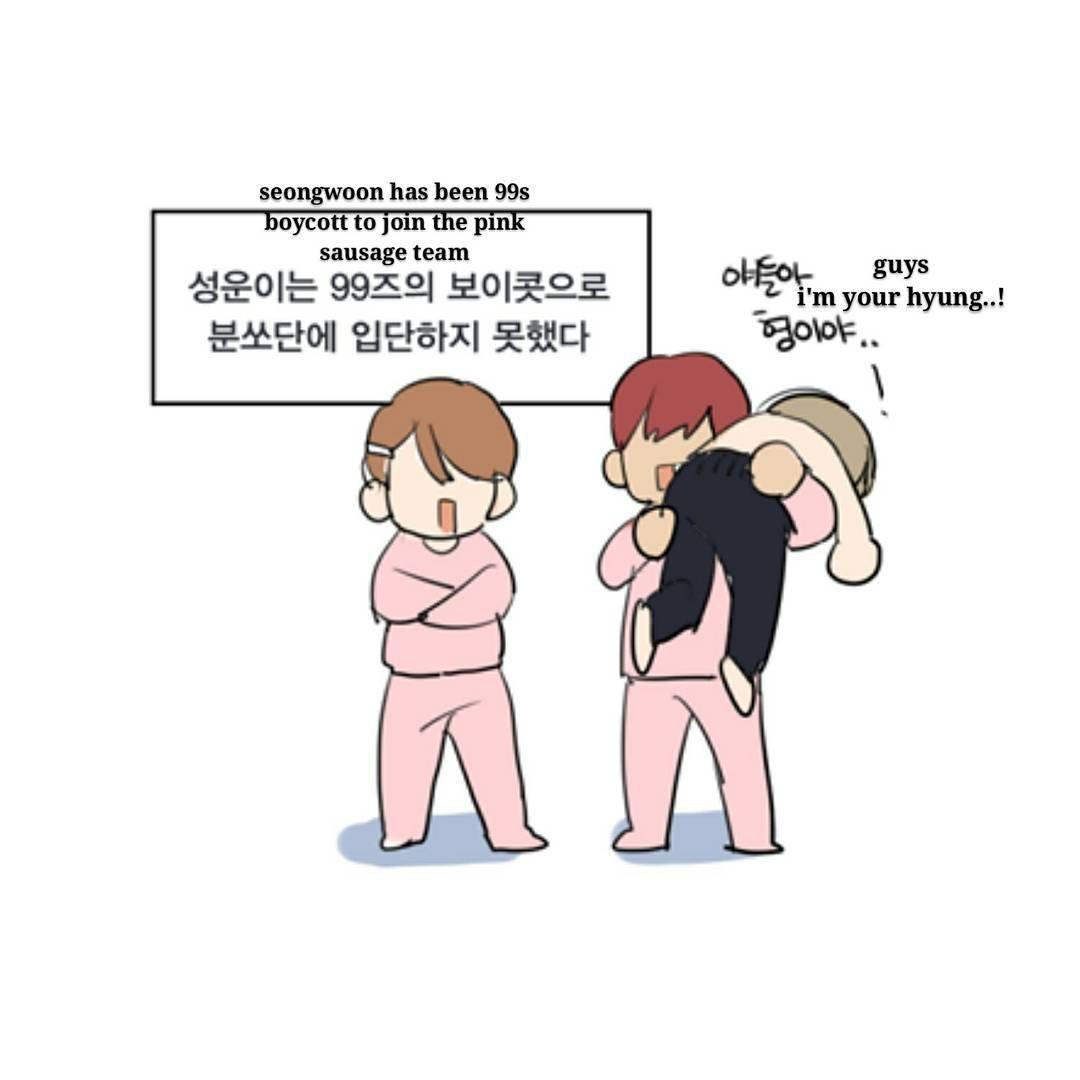 Sebaohla Bnm S 박우진 Park Woojin Official Thread
