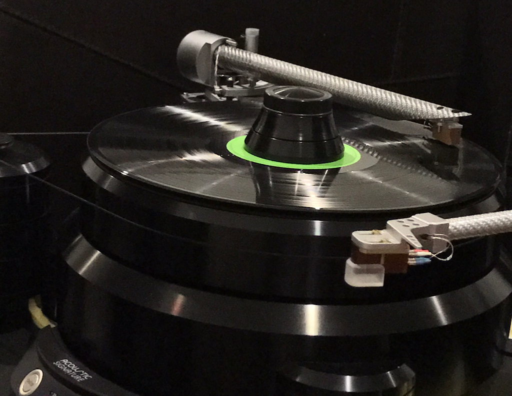 Acoustic signature thunder with the wand master and ta5000 for The master wand