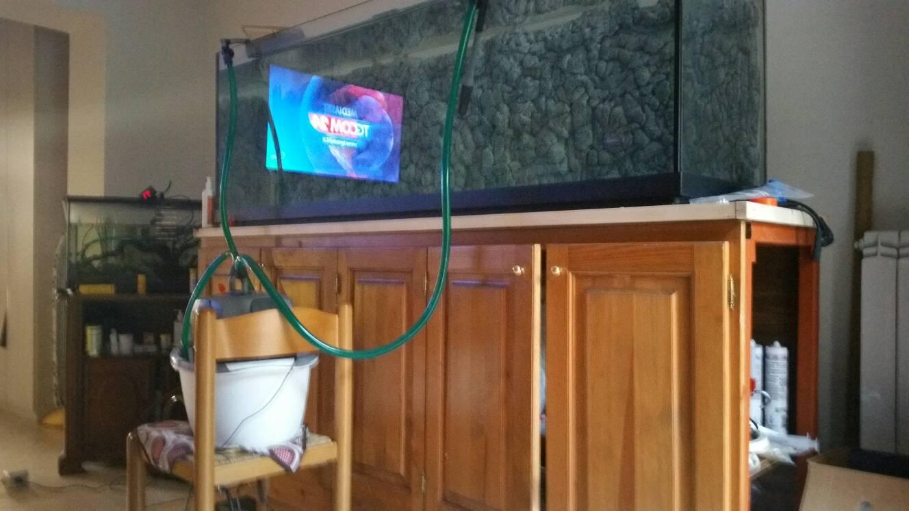 Plafoniera Fai Da Te Acquario : Aiuto nel fai da te sump e plafoniera led