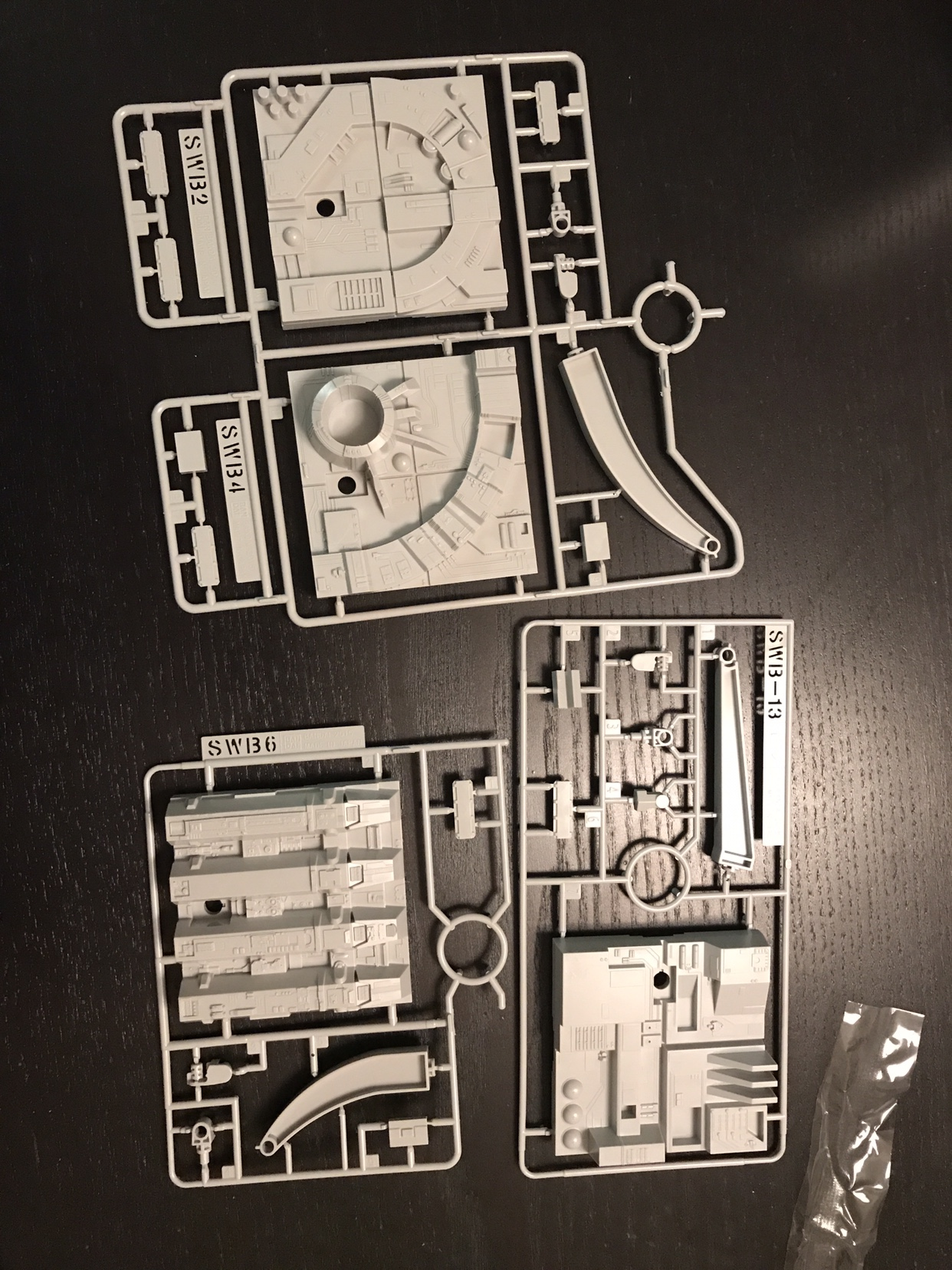 FYI- Bandai is selling deathstar panels | RPF Costume and