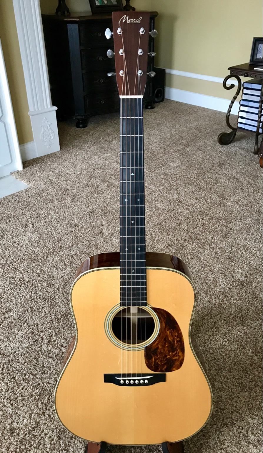 Merrill Adi Coco C28 The Acoustic Guitar Forum