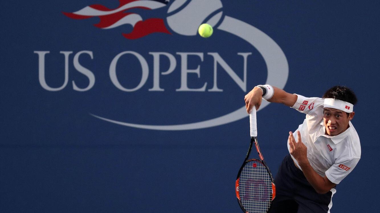 Nishikori's wrist | Talk Tennis