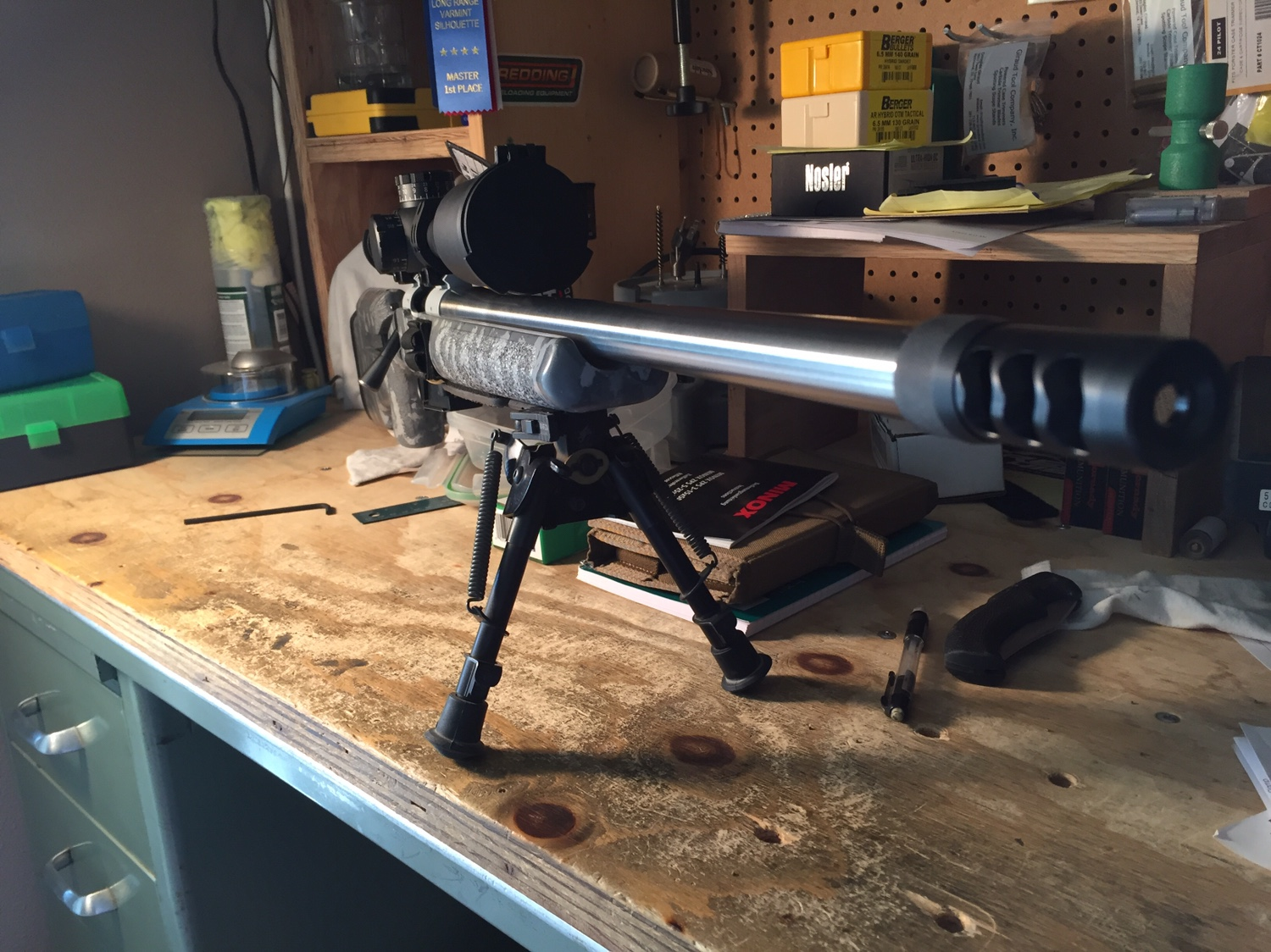 Is there a best/preferred compensator for  308 Winchester