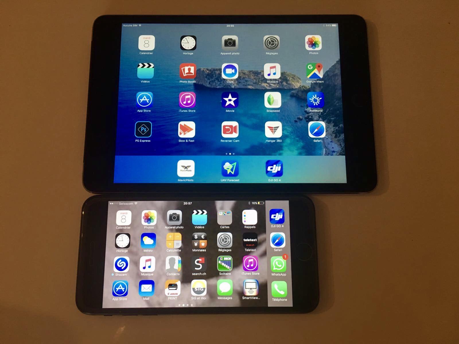 Buy Ipad Min 4 Or Keep 7 Plus Dji Mavic Drone Forum