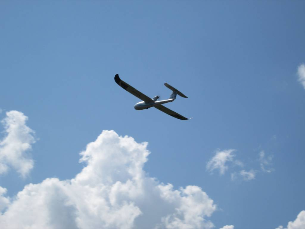 I have a solo.. I built a rear prop sailplane and like to install ...