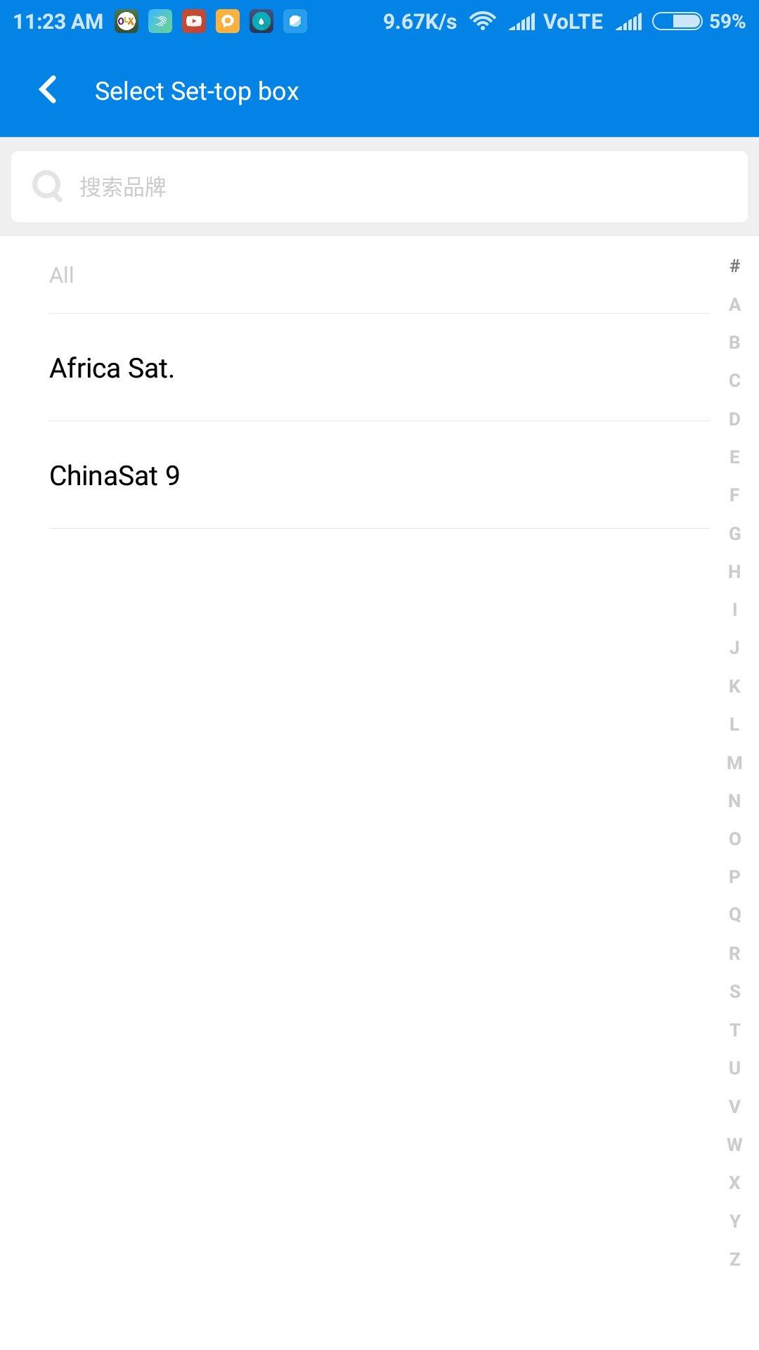 Mi Remote App Doesn't Show Proper Device Setup In Eu Roms | Xiaomi