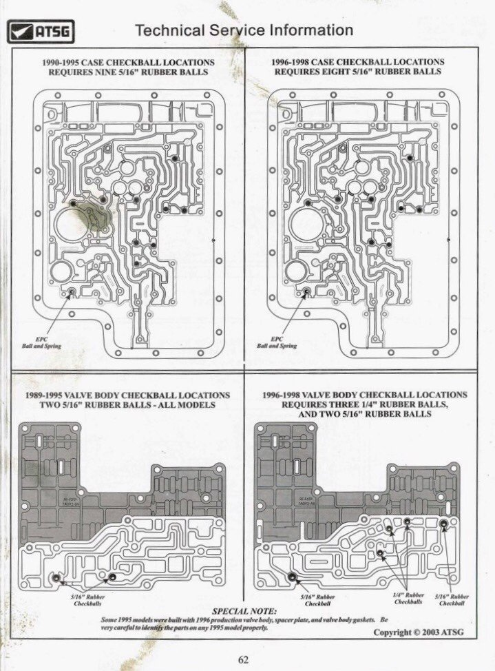 E4od Valve Body Diagram - Wiring Diagrams Dash