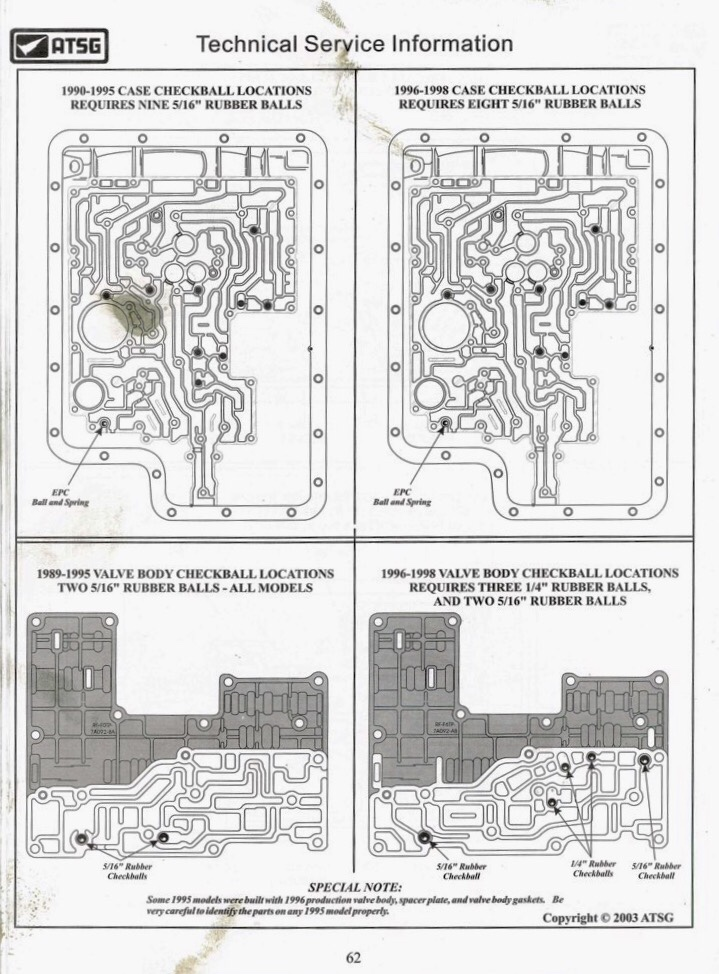 ford e4od exploded view