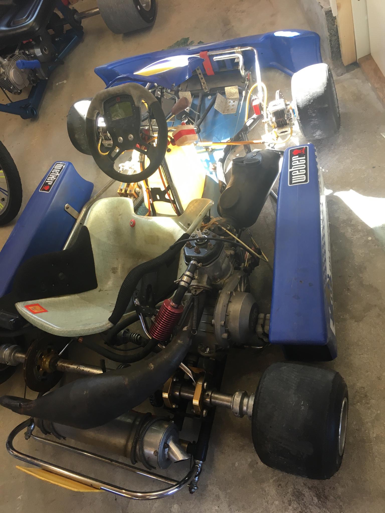 300cc KTM 2-stroke Shifter kart - DIY Go Kart Forum